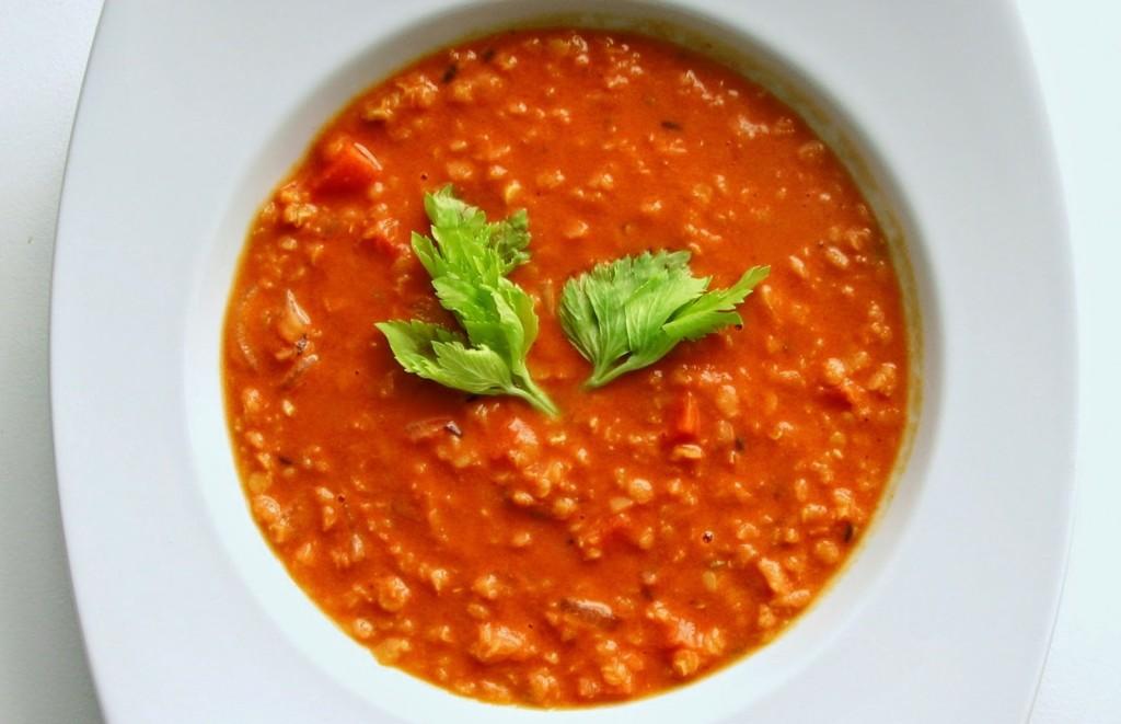 zupa dahl gotowa
