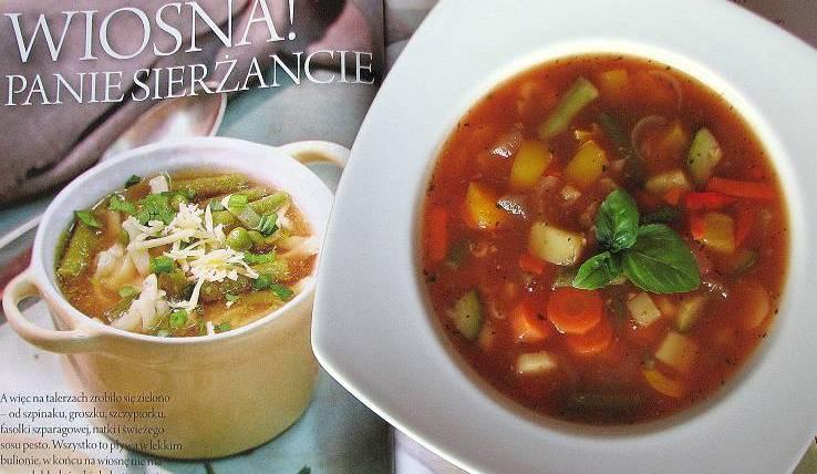 zupa minestrone nowa