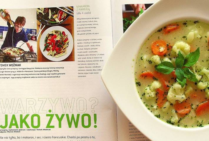 zupa kalafiorowa nowa
