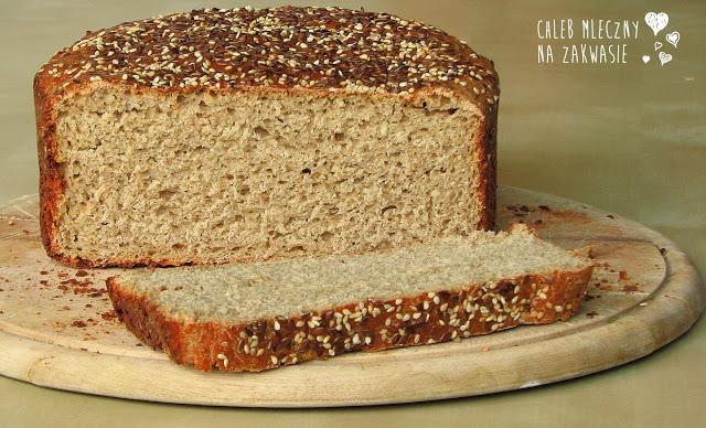chleb mleczny 1