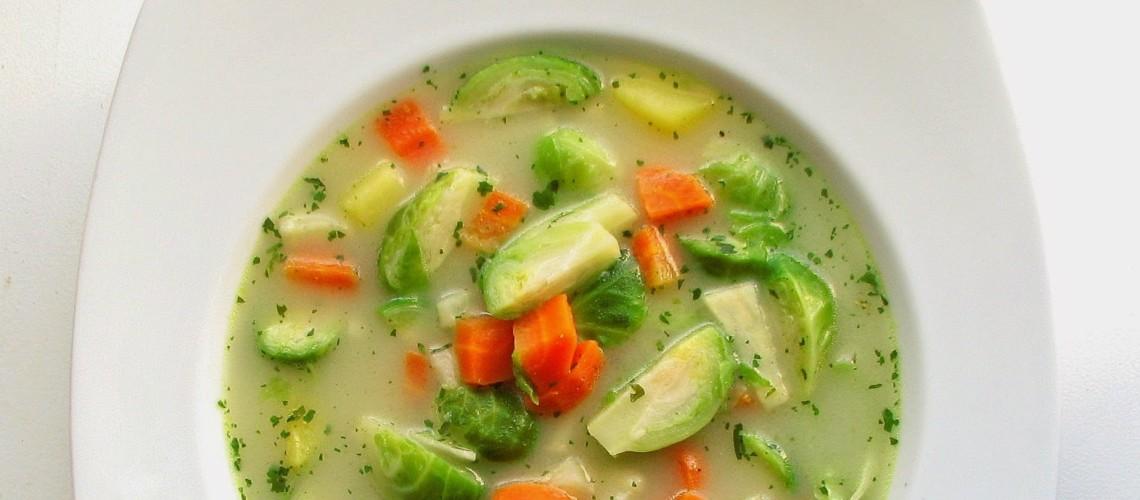 zupa brukselkowa nowa