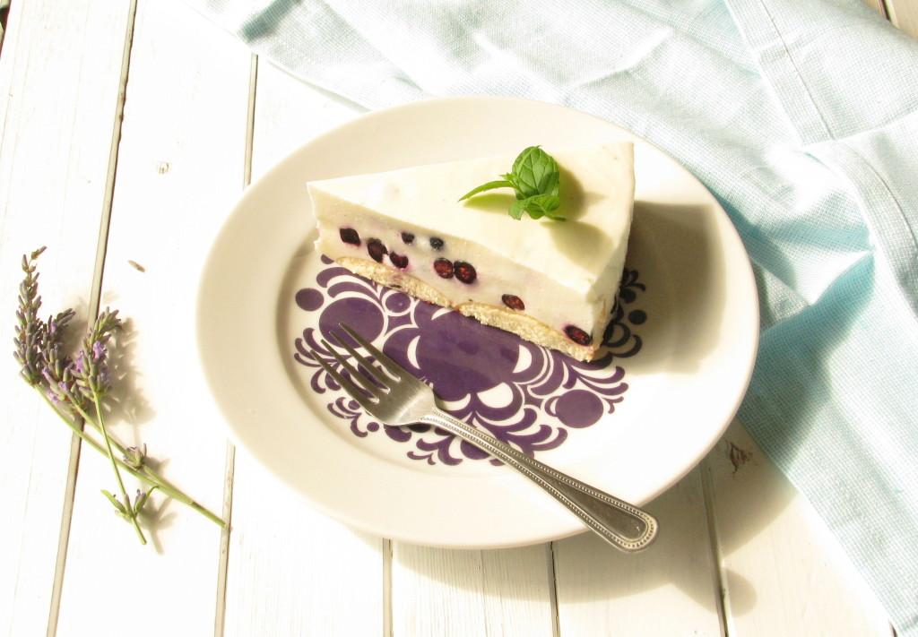 sernik jogurtowy na zimno