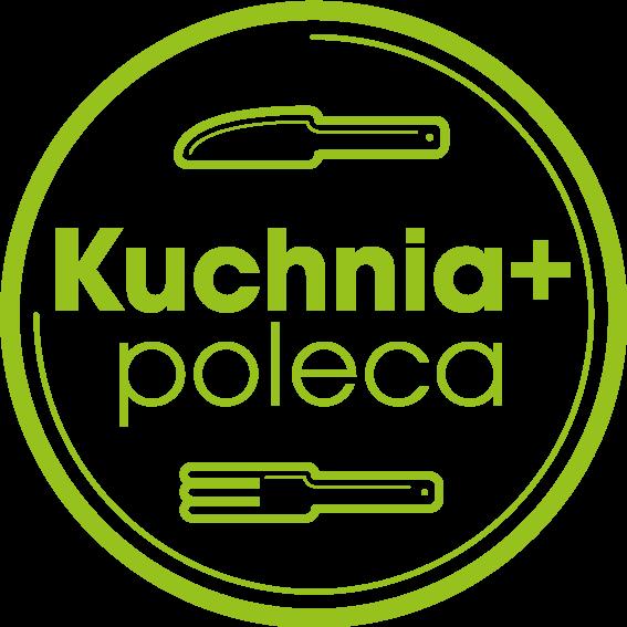 logo_kuchniaplus_poleca_zielone