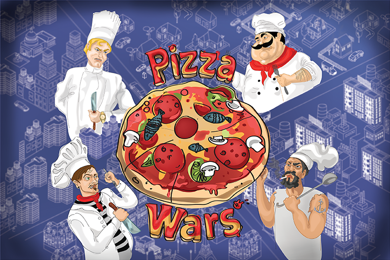 bsb inc pizza wars come to Bsb, inc, the pizza wars come to campus company background bsb, inc is a large nationally operated food-services company at the university, bsb caters for 6000 students and 3000 faculty staff and support personnel via its 3 different eateries in the university campus.
