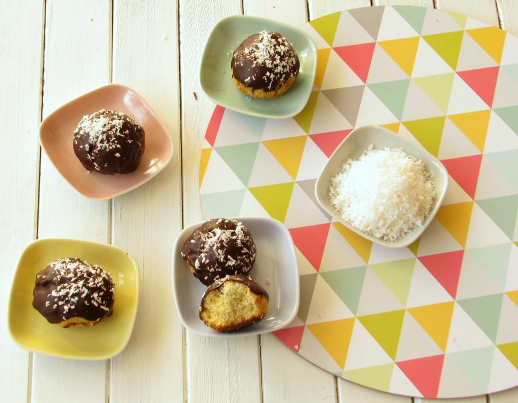 pączki kokosowe