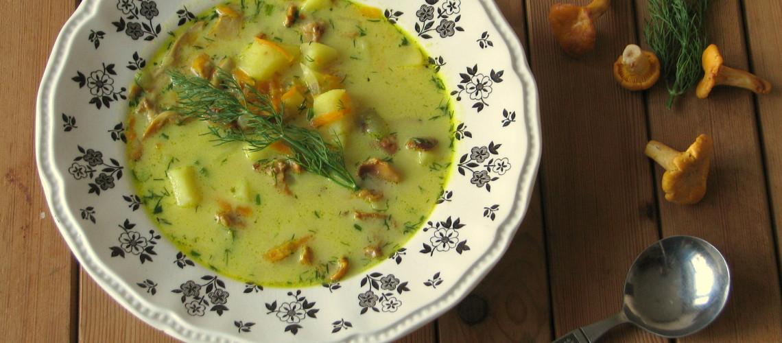 zupa-kurkowa