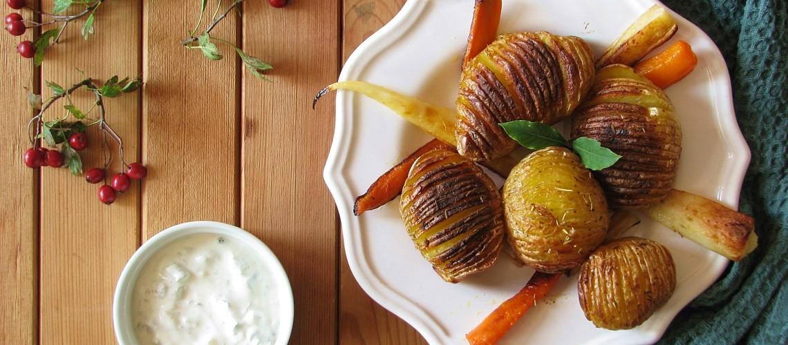ziemniaki gotowe