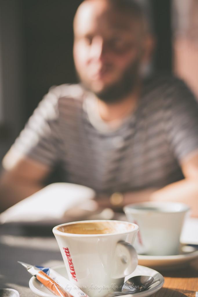 Zbliżenie na kawę