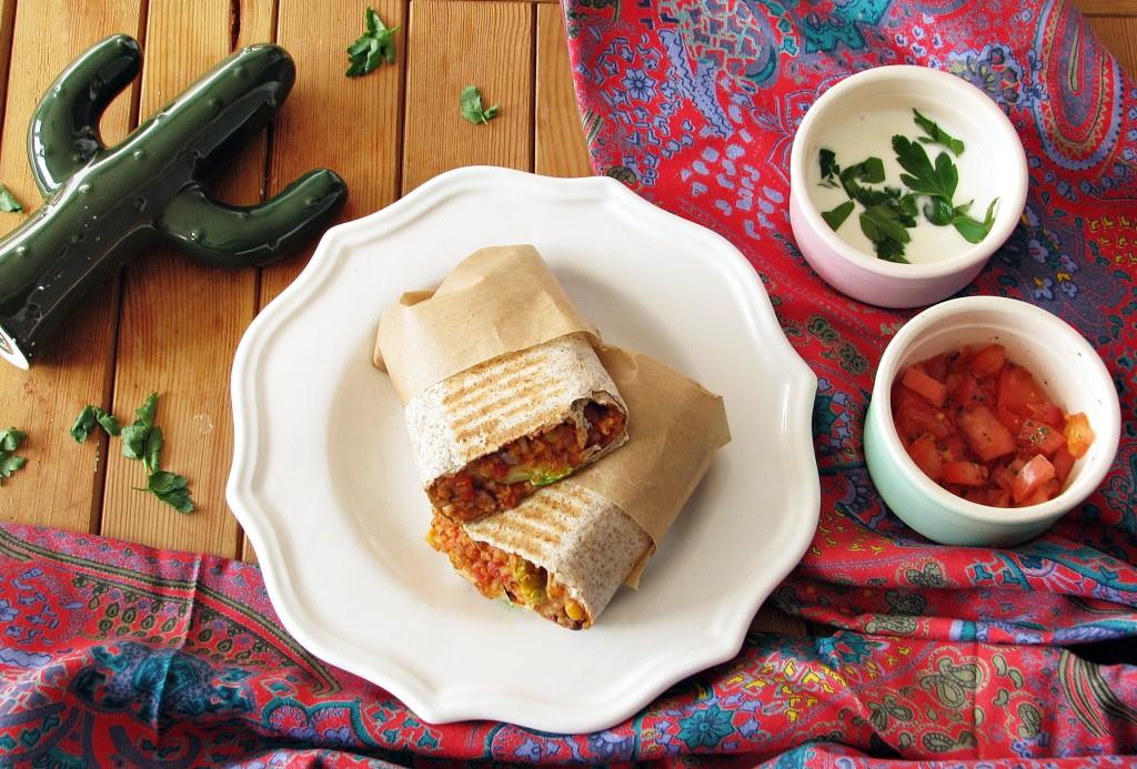 wege burrito