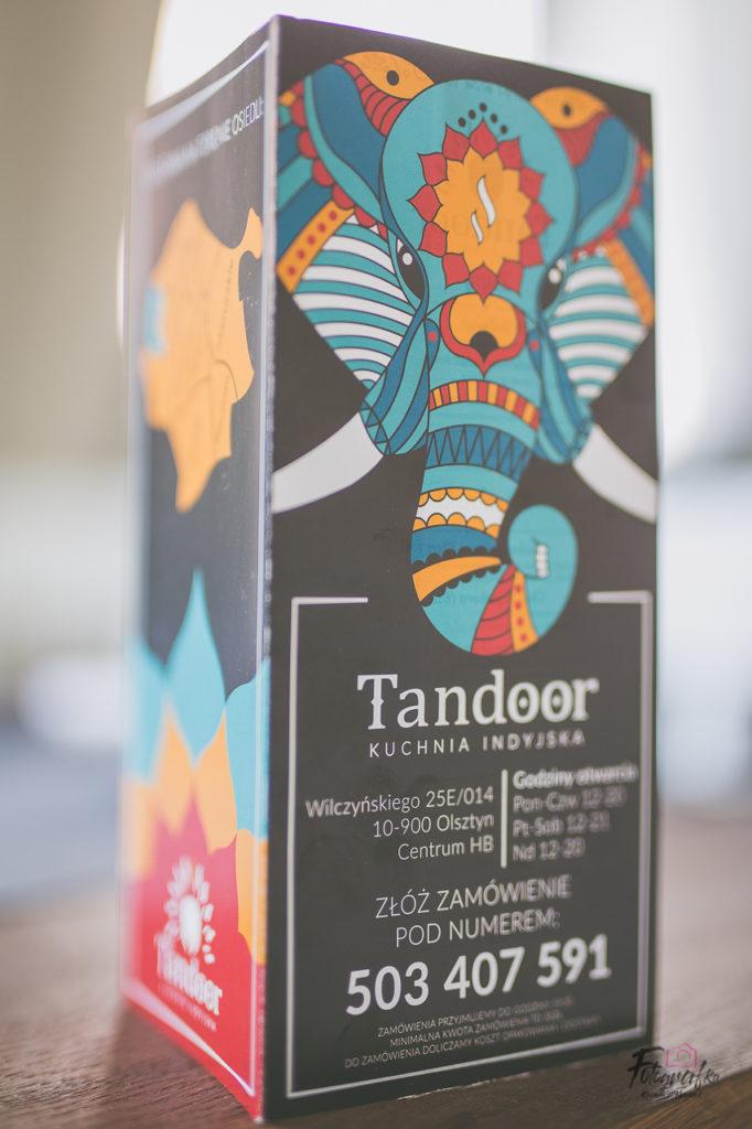 ulotka Tandoor